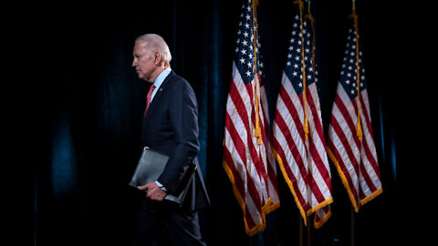 """Biden Asked """"Will You Pledge Not To Declare Victory Until The Election Is Independently Certfied?"""""""