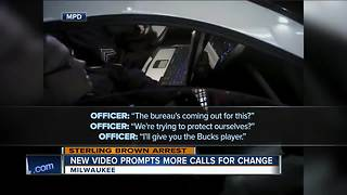 New Sterling Brown arrest video prompts more calls for change