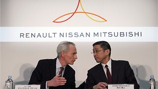 Nissan extends olive branch to Renault