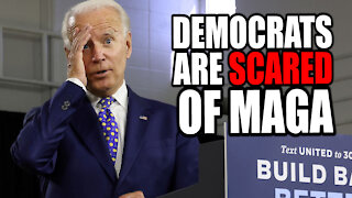 The Democrats are SCARED of the MAGA Movement!