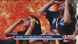 Where to find eclipse glasses - Video