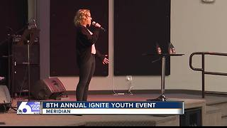 Meridian youth tackle community issues - Video