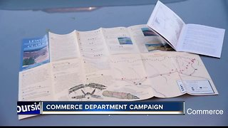 COMMERCE DEPARTMENT CAMPAIGN PROMOTES IDAHO