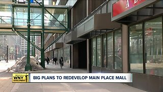 Big plans to redevelop Main Place Mall
