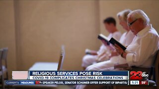 Religious services pose risk