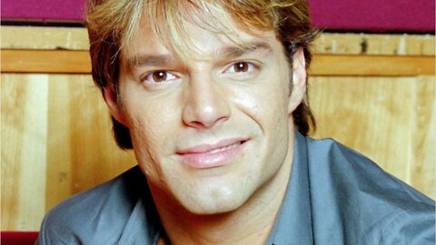 Ricky Martin 'Cried' When He Came Out, 'Super Happy' Since