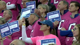Creighton Pink Out auction ends Wednesday