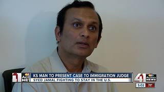 Chemistry instructor who was almost deported now able to present case to immigration judge - Video