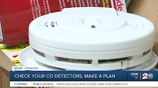Winter Storm 2021: State leaders warn about dangers of carbon monoxide