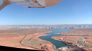 Arizona recreation destination Lake Powell was nearly created in Colorado's own Echo Canyon - Video