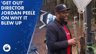Exclusive interview with Get Out's Jordan Peele - Video