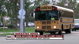 Attempted child abduction in Naples - Video