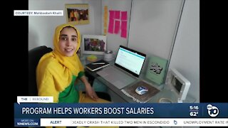 Program helps workers retrain without risk of a large debt