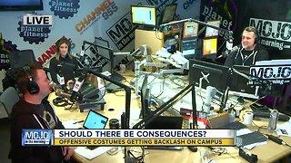 Mojo in the Morning: Offensive Halloween costumes