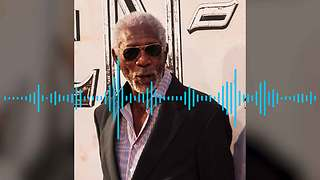 Morgan Freeman Openly Objectifies Female Reporter During Press Interview (AUDIO) - Video