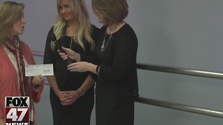Dance company receives Yes! Grant from FOX 47 - Video