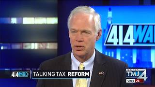 414ward:  talking tax reform - Video