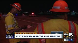 State board approves pilot program to spot wrong-way drivers faster - Video