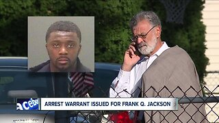 Arrest warrant issued for mayor's grandson for allegedly punching, strangling woman