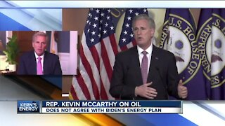Kern's Energy: Congressman Kevin McCarthy discusses oil industry