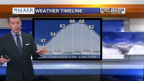 13 First Alert Las Vegas weather updated March 22 morning