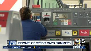 More credit card skimmers found around the Valley