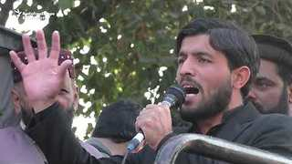 Pakistanis March in Islamabad to Protest Trump's Jerusalem Decision - Video