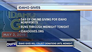 Idaho Gives & First Thursday