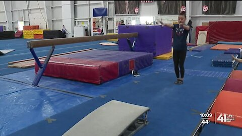 GAGE Center hopes to send 4 gymnasts to Olympic Trials