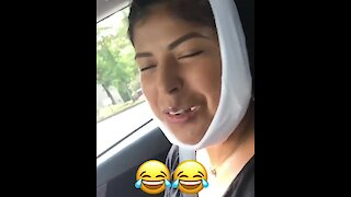 Woman cries for hilarious reason after getting wisdom teeth removed