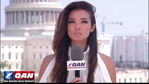 White House Political Correspondent for One America News Network Chanel Rion