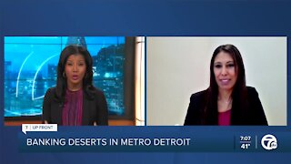 Examining the impact of Detroit's banking desert and efforts to solve the problem