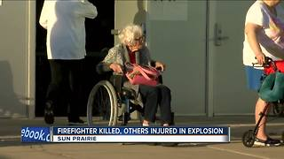 Citizens of Sun Prairie evacuated following deadly explosion - Video