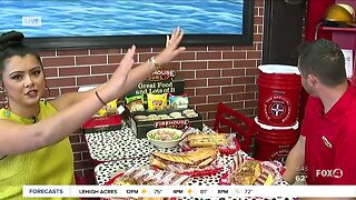 Firehouse meatball subs supports local public safety on National Meatball Day