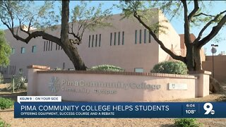 PCC trying to help students make ends meet