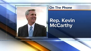 Local Congresman Kevin McCarthy talks about COVID-19