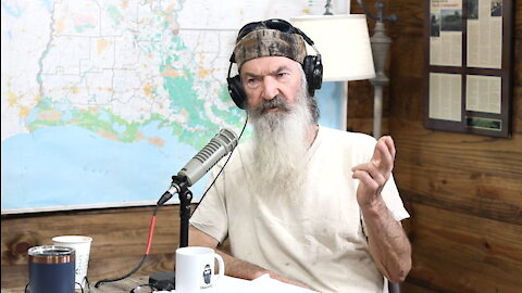 How Phil Fixed His Hip, Going Shady Places & No, We Are Not Under the Ten Commandments | Ep 241
