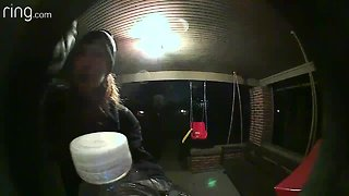 Colorado thief caught on camera stealing video doorbell
