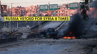 UN knocked back again: Syria, Russia and the veto