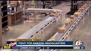 Could Indy get Amazon headquarters? - Video