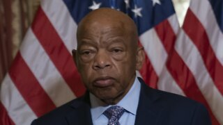 Democrats Push To Pass Voting Rights Act In Honor Of John Lewis