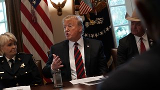 President Trump Backs Away From Declaring National Emergency