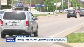 Towns take action on dangerous Niagara Falls Boulevard