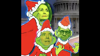 "Why The Democrat ""Grinches"" [REALLY] Impeached Trump..."