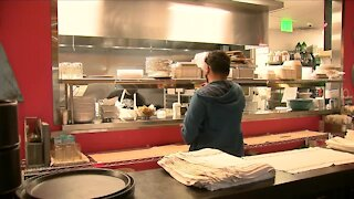 Manager says he retained 30% of his kitchen staff as restaurants struggle to hire workers back