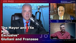 Historic Conversation with Fmr Mayor Rudy Giuliani and Fmr Mobster Michael Franzese