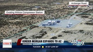 Energy company expanding in Cochise County