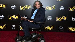 Chewbacca Peter Mayhew dies at age 74