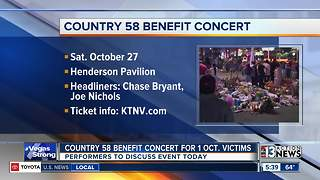 Country 58 Benefit Concert