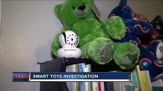 I-TEAM: High-tech toys could put your family's safety at risk - Video
